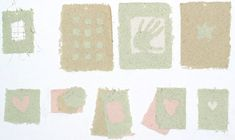 Handmade Paper Lesson    -Let's save the world! ;)