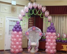 Baby shower chairs for rent decorate Polka Dot Balloons, Metallic Balloons, Helium Balloons, Baby Shower Balloons, Balloon Arch, Foil Balloons, Welcome Home Decorations, Balloon Decorations, Baby Shower Decorations