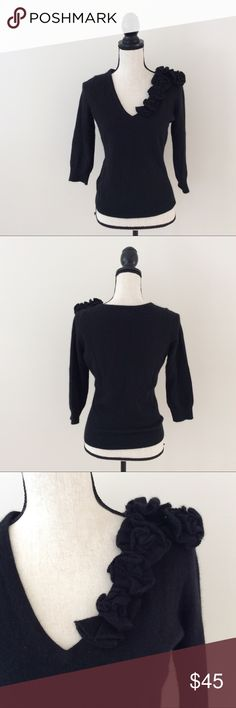Banana Republic Angora Rabbit Hair Sweater M In excellent preowned condition. Banana Republic Sweaters