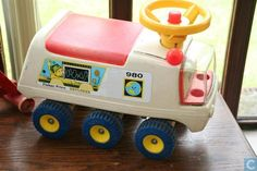 Speelgoed - Fisher-Price - Fisher Price ATV Explorer loopwagen
