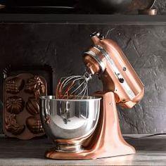 I NEED THIS SO BAD KitchenAid® Metallic Series 5-Qt. Stand Mixer