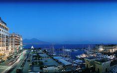 Grand Hotel Vesuvio #Naples #Italy