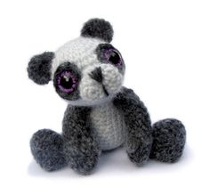Patchwork Moose: Millie the Panda