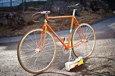 Crescent Fixed Gear 70s pepita