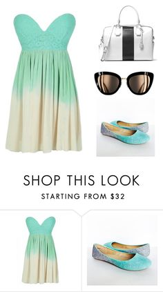 """""""Untitled #1781"""" by elsie-jones ❤ liked on Polyvore featuring MICHAEL Michael Kors"""