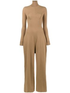 STELLA MCCARTNEY knitted wool jumpsuit. #stellamccartney #cloth #