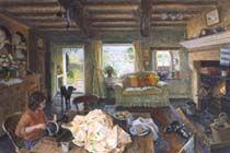 Summer Curtains - Stephen Darbishire