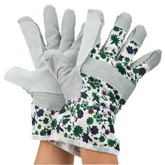 Ladies Garden Gloves | Poundland