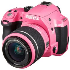 Pentax K50 16MP Camera with 18-55 3.5-5.6 Dal Lens