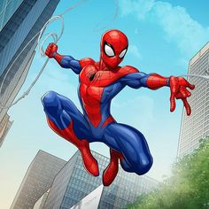 And here's another Spider-man pose I did for the promotional Marvel art. For the animated series. Spiderman Poses, Spiderman Spider, Amazing Spiderman, Spiderman Marvel, Man Wallpaper, Marvel Wallpaper, Iron Man Poster, Rogue Comics, Comic Style Art