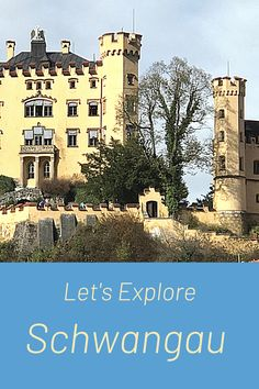 Schwangau is a village in Bavaria, southern Germany. Home to Neuschwanstein Castle, a 19th-century palace built for King Ludwig II and much more. Travel Photos, Travel Tips, Neuschwanstein Castle, Bavaria, Willis Tower, Mindset, 19th Century, Travel Inspiration, Palace