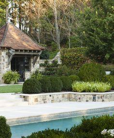 Pool,+Garden,+GroundsHoward+Design+Studio+|+Dering+Hall+Design+Connect In+partnership+with+Elle+Decor,+House+Beautiful+and+Veranda.