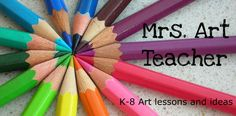 A blog that covers everything from art lessons to art history and classroom management.