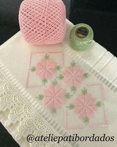 Silk Ribbon Embroidery Designs And Hardanger Embroidery, Hand Embroidery Stitches, Silk Ribbon Embroidery, Hand Embroidery Designs, Cross Stitch Embroidery, Embroidery Patterns, Cross Stitch Borders, Cross Stitch Flowers, Cross Stitch Designs