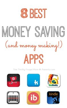 8 Best Money Saving (and money making!) Apps