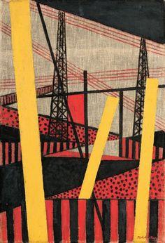 A retrospective of László Moholy-Nagy's work, at the Guggenheim, reveals surprising hints of soulfulness in his technological experimentation. Laszlo Moholy Nagy, Russian Constructivism, Historical Art, Weimar, Gcse Art, Kandinsky, Bauhaus, Kinder Art, All Art