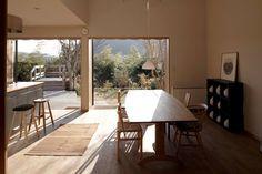 Hayama House, Yoshifumi Nakamura. 葉山の家/設計:中村好文