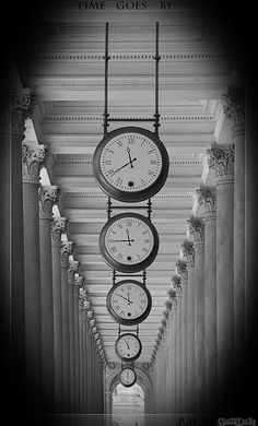 clocks / time*¤°•.