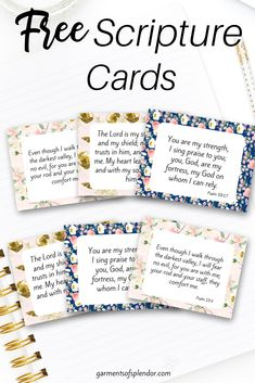 Looking for ways to pray with more boldness? Check out these Scripture cards on praying with confidence! Check out the post below with even more free prayer printables! Printable Prayers, Printable Bible Verses, Scripture Cards, Prayer Cards, Printable Cards, Free Printables, Encouraging Bible Verses, Scriptures, Faith Verses