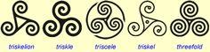 Representação dos Três Reinos O número três nos liga aos reinos do Céu, da Terra e do Mar – elementos que compunham o mundo celta – e por sua vez, formavam os Três Reinos, vistos da seguinte forma: - O Céu, que está sobre nossa cabeça e nos oferece o Sol, a Lua, as estrelas e as chuvas que fertilizam a terra. Representa a luz, a inspiração (o fogo na cabeça) e os Deuses da criação. - A Terra, que está sob nossos pés e nos dá o alimento, nos abriga e faz tudo crescer - são as raízes fortes…