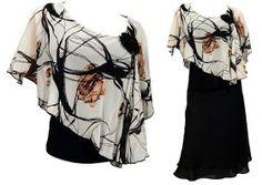 BLUSAS PARA GORDITAS via www.ropagrande.blogspot.com Hijab Fashion, Look, Kimono Top, Sewing, My Style, Outfits, Dresses, Women, Nightgown