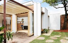An Inner Melbourne home immune to ageing