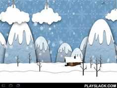 Samsung: Parallax Winter  Android App - playslack.com , Samsung: Parallax winter will remind you about winter and Christmas vacations. uncomplicated winter scenery will allow to dive into the sky. You will be able to alter in the bill the quantity of crystals, their speed.