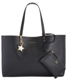 Tommy Hilfiger Tote with Pouch | macys.com