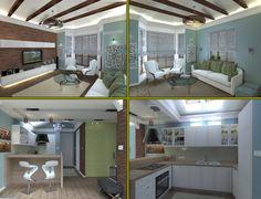 Kolejne spełnione przez nas marzenie! :) Mieszkanie w kamienicy w Płocku, 62 mkw. Podoba sięWam?  Więcej zdjęć: http://patrycjabedyk.com.pl/project/mieszkanie-w-kamienicy-w-plocku/