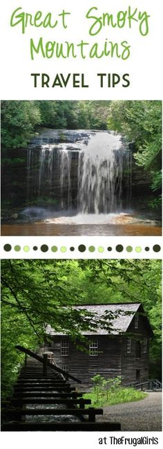 19 Fun Things to See and Do around the Great Smoky Mountains! ~ from TheFrugalGirls.com - you'll love these fun travel tips to the gorgeous Smoky Mountain National Park! #thefrugalgirls | re-pinned by www.wfpcc.com