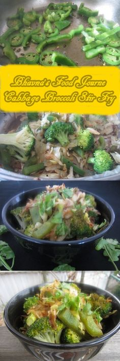 Cabbage Broccoli Stir Fry - this can be cooked in 5 minutes. It is gluten free, nut free andvegan.