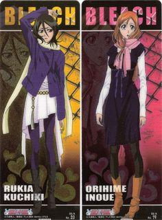 nue toute Orihime Inoue