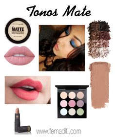 """""""Sin título #100"""" by b2pbea on Polyvore featuring moda, Lime Crime, LORAC, Maybelline, Lipstick Queen y MAC Cosmetics"""