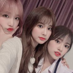 Kwangbae with Yudaengs and Yena😍 - I haven't watched yet😭 Kpop Girl Groups, Kpop Girls, Love You A Lot, Good Introduction, Yu Jin, Japanese Girl Group, Pop Idol, She Song, Pretty Baby