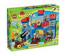 Lego Duplo 10577 - Große Schlossburg: Amazon.de: Spielzeug