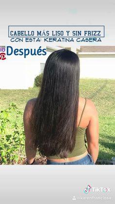 Natural Hair Care Tips, Natural Hair Styles, Long Hair Styles, Diy Hairstyles, Straight Hairstyles, Hydrating Hair Mask, Diy Hair Treatment, Diy Hair Mask, Mascara Tips