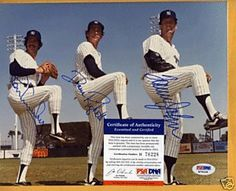 Dave Rigetti autograph 8x10 photo psa Yankees Guidry . $164.00. This is a autograph 8x10 photo. Signed in Blue sharpie. Signed by the following 3 New York Yankees pitchers. Ron Guidry,Dave Rigetti,Tommy John.