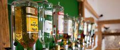 Flokal-Das Flokal Wiener Schnitzel, Spareribs, Bernaise, Wine, Bottle, Drinks, Food, Coconut Curry, Food Menu