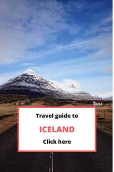 Iceland is a country filled with spectacular landscapes, stunning scenery and beautiful coastlines. There's so much to do in this amazing country it can be a little overwhelming on your first trip. Here's everything you should do when you first travel to Iceland.  #travel #travelblogger #irishtravelblogger Guide To Iceland, Bucket List Destinations, Iceland Travel, Travel Guide, Traveling By Yourself, Landscapes, Scenery, Explore, Country