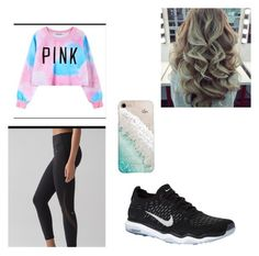 """""""In between comfy and fashionable but still makes people stare as you walk by"""" by sloanesmile on Polyvore featuring NIKE and Gray Malin"""