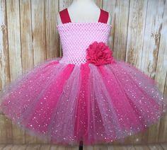 Pink Tutu Dress | Little Ladybug Tutus Baby Tutu Dresses, Pink Tutu Dress, Flower Girl Dresses, 1st Birthday Tutu, Birthday Dresses, Ladybug Tutu, Tutus For Girls, Pink Girl, Kids Outfits