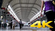 Tokyo Shinagawa Station - 品川駅 - 4K Ultra HD www.TokyoStreetView.com