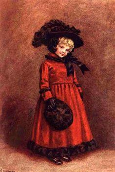 Kate Greenaway (1846 – 1901, English)