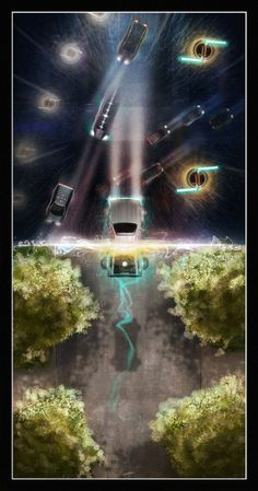 Back to the Future II - Andy Fairhurst