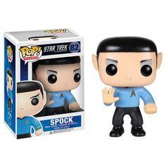 Spock  Television Funko POP! Vinyl