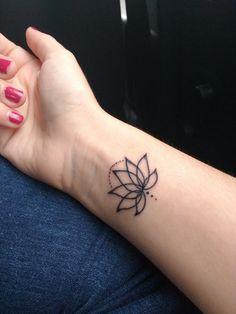 #tatto #flor #de #loto #new