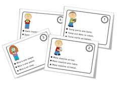 Christmas and Winter - Literacy and Math Activities Learning To Write, Teaching Reading, Kids Learning, Teaching French, School Organisation, Core French, I Can Statements, Teachers Corner, Tomy