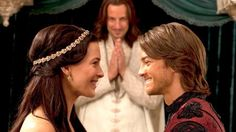 legend of the seeker richard and kahlan married - Google Search