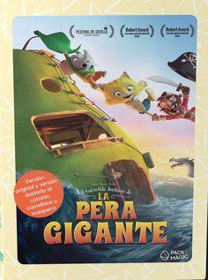 Una aventura con piratas peligrosos, un dragón marino y unos fantasmas muy peculiares. Movie Posters, Movies, Art, Children Movies, Ghosts, Adventure, Dragons, Historia, Pirates
