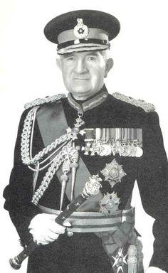 Field Marshal The Right Honourable William Joseph Slim, 1st Viscount Slim, KG, GCB, GCMG, GCVO, GBE, DSO, MC